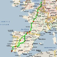 Road Trip To Portugal