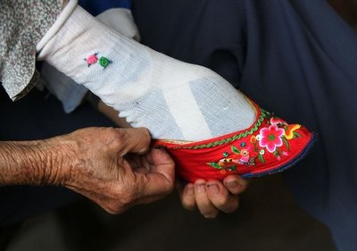 Chinese Foot Binding Figments Of A Dutchess