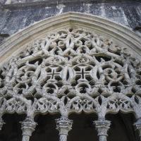 Sheer beauty of the Batalha Monastery