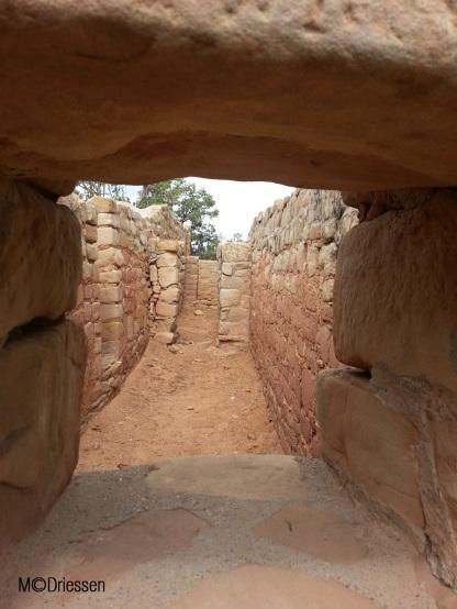 Sun Temple at Mesa Verde National Park