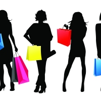 Six Word Story Challenge: Shopping