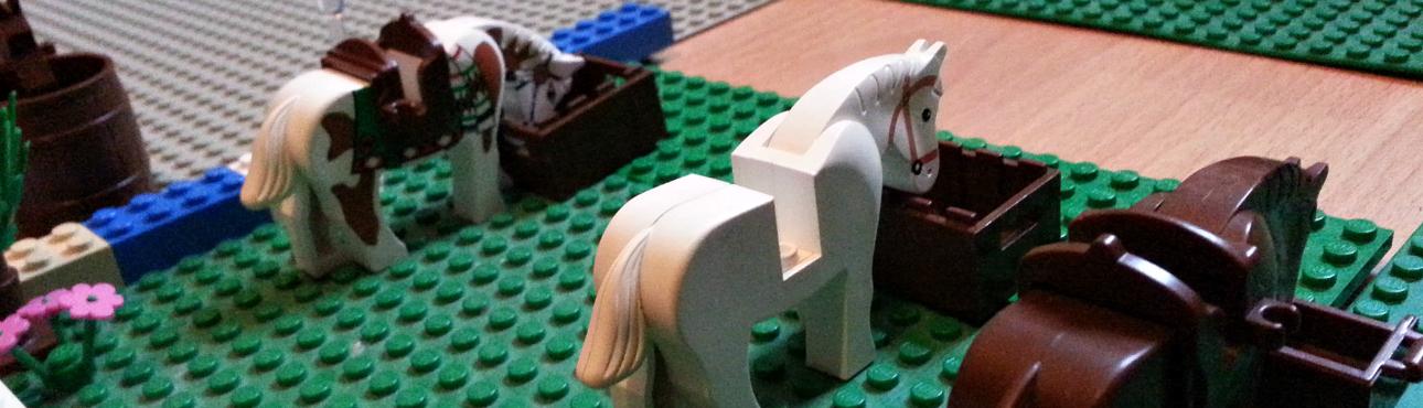6WS: Lego Lives!