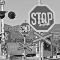 CB&W: Trains and Tracks