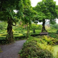 Emeralds of Ireland: Bantry House Garden