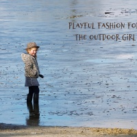 Playful Fashion for the Outdoor Girl