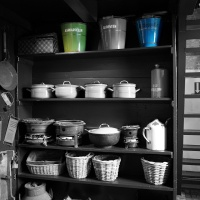 CBW: Things found in a kitchen